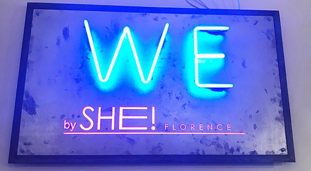SHE FLORENCE